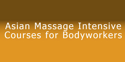 Asian Massage Intensive Courses