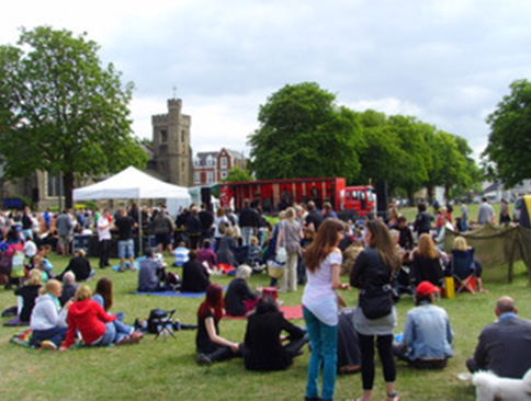 Twickenham Green Summer Fayre